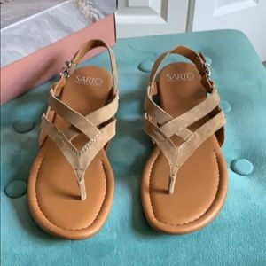 Franco Sarto Gretchen  sandal - size 8